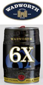 wadworth caskweb Win a Mini Cask of Wadworth Real Ale!