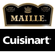 mailleweb2 Win a Cuisinart Cooker & Maille Hamper!