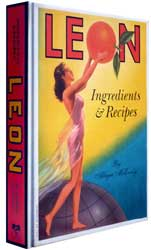 leon book Get some fast, fresh food in your life with the LEON: Ingredients and Recipes cookbook