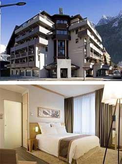 charmonix morgan hotel Chamonix Mont Blanc, France