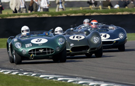 the singleton goodwood revi Win Goodwood Revival tickets with The Singleton Whisky