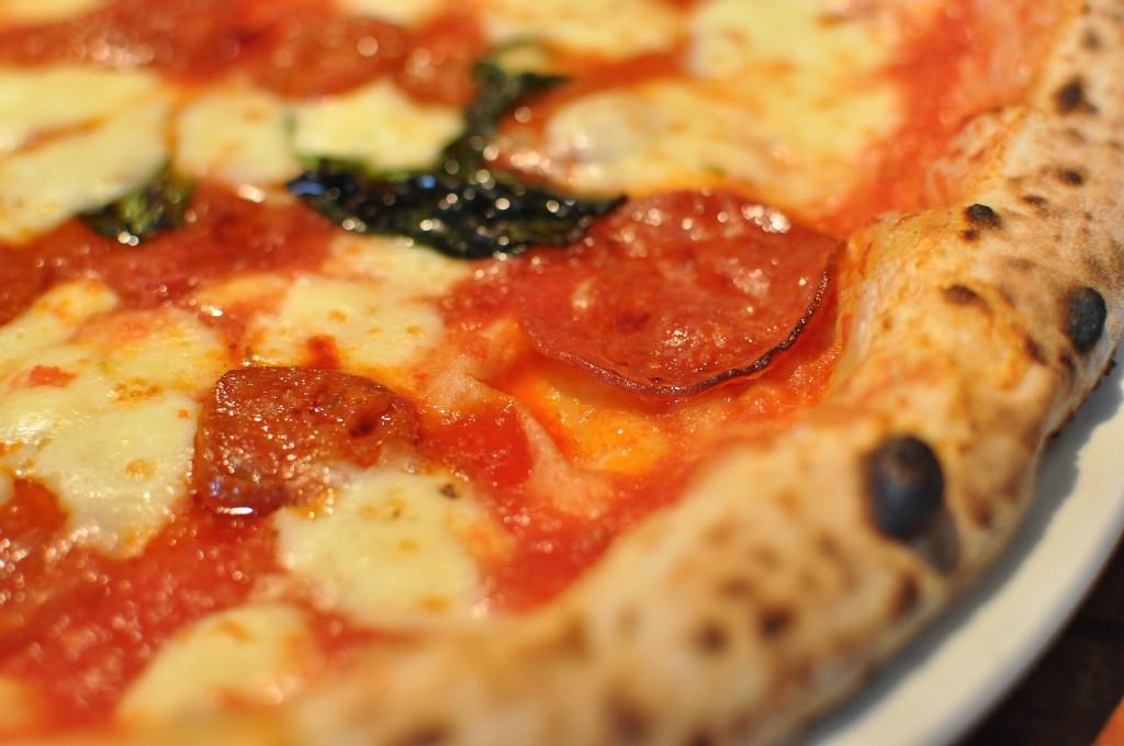 Franco Manca chorizo pizza 1024x680 Franco Manca – Chiswick
