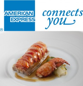 amexcompWEB 287x300 Treat your friends to a £500 Gordon Ramsay meal with American Express