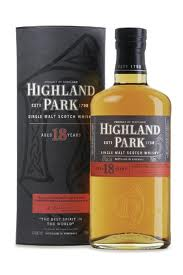 Highland Park 18 Year Old Highland Park 18 Year Old