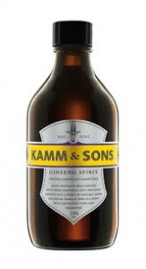 Kamm and Sons 163x300 Kamm & Sons Ginseng Spirit