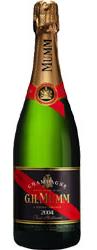 G.H. Mumm 2004 GH Mumm 2004 Champagne