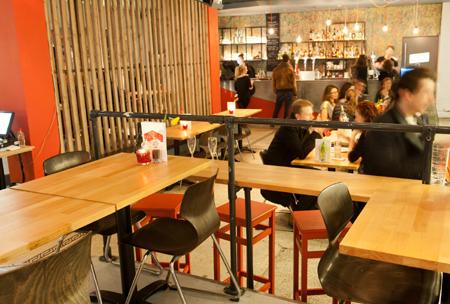 Meter Bar Meter Bar & Eatery, EC1