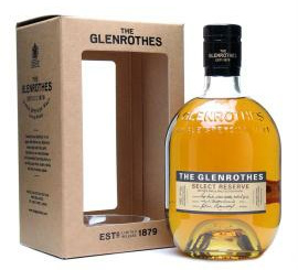 The Glenrothes Select Reser The Glenrothes Select Reserve