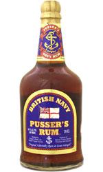 Pussers Rum Pussers Blue Label Navy Rum