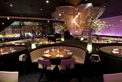 Public opening night hhawa kouiehh club vicious for Best private dining rooms west end