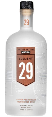 Element 29 Vodka Element 29 Vodka