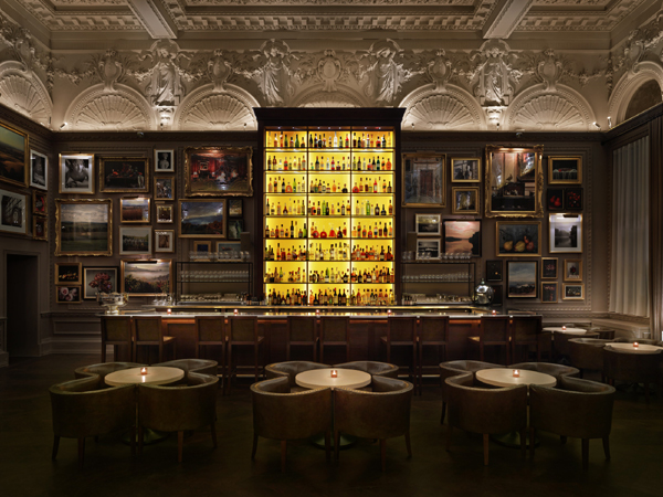 BernersTavern Bar Berners Tavern, W1