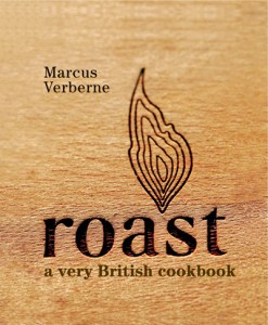 Roast cookbook front cover 247x300 Roast: A Very British Cookbook by Marcus Verberne