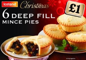Iceland 6 Deep Fill Mince Pies 1 300x210 Mince Pie Taste Test