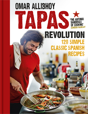 TapasRevolutionBook Tapas Revolution by Omar Allibhoy