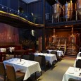 Whilst London's appetite for restaurants in ultra-modern high rise buildings shows no signs of abating, it's a pleasant surprise to come across an equally impressive venue that's literally and figuratively […]